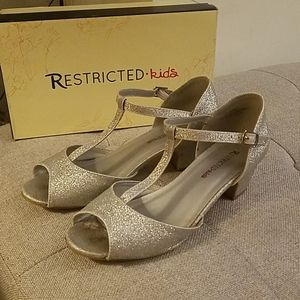 RESTRICTED Fairytale Heels
